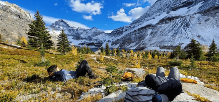 A Guide for a Two Week Hiking Trip in the Canadian Rockies
