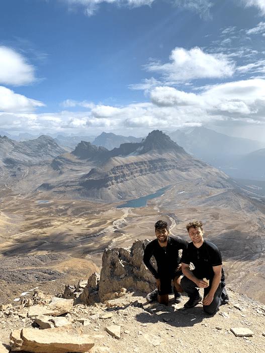 Cirque Peak Hike
